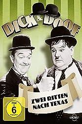 Dick & Doof - Zwei ritten nach Texas