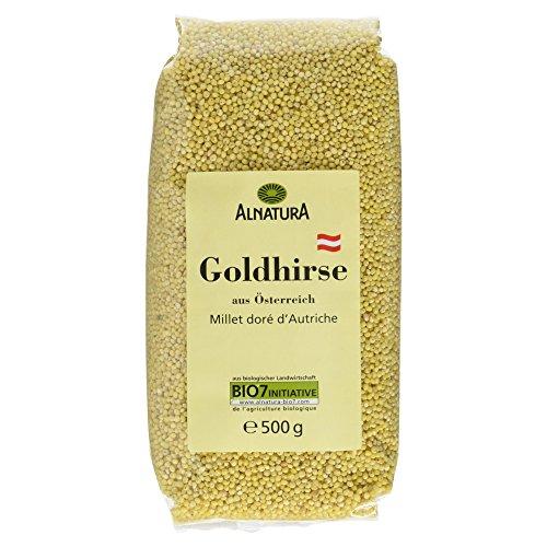 Alnatura Bio Goldhirse, 500 g