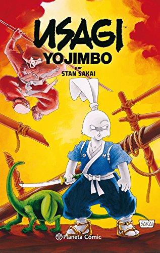 Usagi Yojimbo Integral Fantagraphics nº 02/02 por Stan Sakai