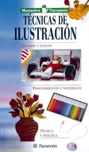 Descargar Libro Técnicas De Ilustración (Manuales parramón) de EQUIPO PARRAMON