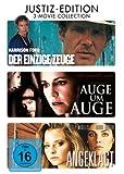 Der Einzige Zeuge / Auge Um Auge / Angeklagt [3 DVDs] -