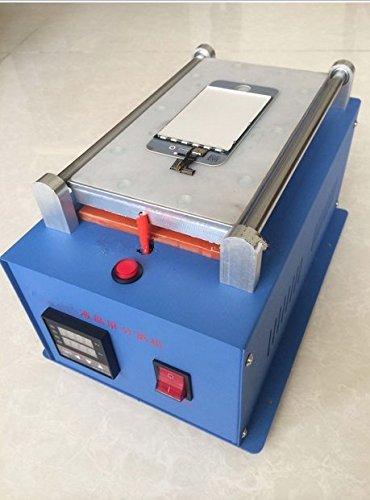 Gowe Full Set Eingebauter Pumpe Vakuum LCD-Separator Maschine, mit 14Formen für iPhone Samsung Touch Screen Glas-Objektiv Reparatur -