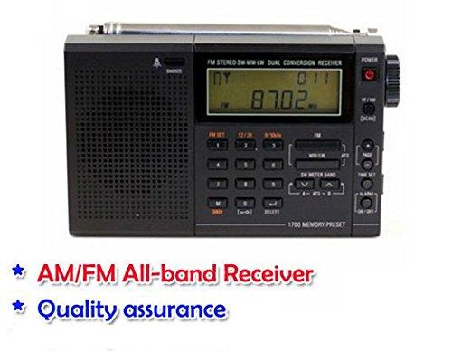 Gowe 210FM Radio Digital Tuning breit Band Full Band Stereo Radio Dual Conversion Receiver SW MW LW Dual-conversion-fm