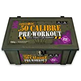 Grenade 50 Calibre Pre Workout - 580 g (Berry Blast) at amazon
