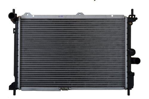 Preisvergleich Produktbild NRF 50126 Kühler, Motorkühlung
