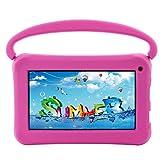 "ittle British Kids 7"" IPS Screen, Quad Core Google Android MarshMallow Tablet PC (8GB , 1GB Ram, USB, Wifi, Bluetooth, HDMI) - Pink"