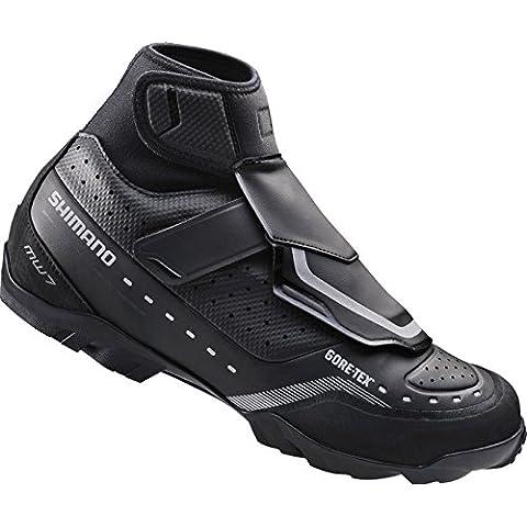 Shimano SH-MW7 - Zapatillas MTB - negro Talla 48 2016