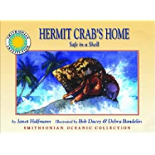 Hermit Crab's Home: Safe in a Shell
