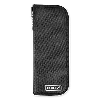 VaporVaultz Locker for Vaping Liquid Storage, Black (VZ03502) by Ideastream Consumer Products, LLC