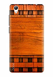 Noise Designer Printed Case / Cover for Vivo Y51L / Patterns & Ethnic / Woody Chess