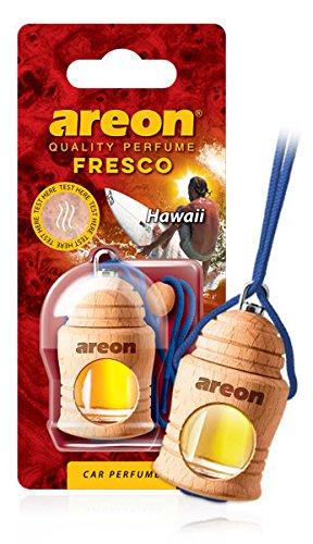 Preisvergleich Produktbild areon Fresco Auto Hawaii Aroma Parfm Baum Lufterfrischer Home Office (Pack von 3)