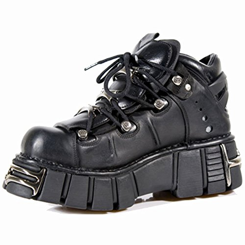 New Rock 106-S1, Boots homme 6