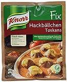 Knorr Fix Hackbällchen Toscana 3 Portionen (23 x 43 g)