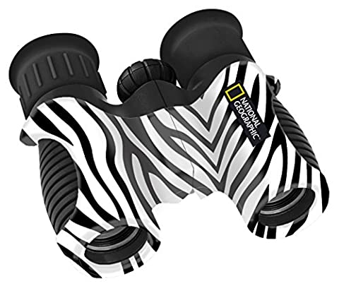 National Geographic Kinderfernglas 6x21 mit Zebra Muster (National Geographic Für Kinder)