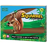 Build and Learn Squirrel