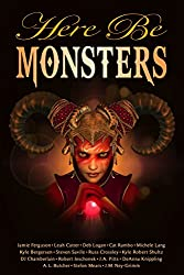 Here Be Monsters (Myth, Monsters And Mayhem Book 5)