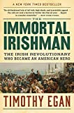 Front cover for the book The Immortal Irishman: The Irish Revolutionary Who Became an American Hero by Timothy Egan