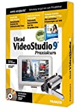 Ulead Video Studio 9 Praxiskurs. DVD für Windows ab 98. Echt einfach Trainer. 10 Stunden Workshop