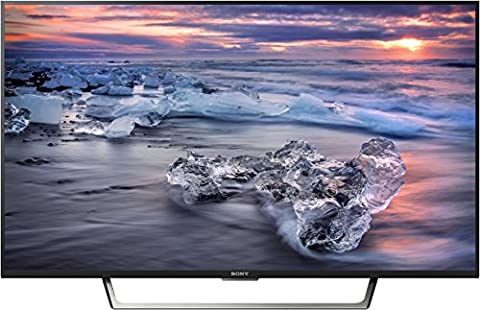 Sony KDL-43WE755 108 cm (43 Zoll) Fernseher (Full HD, Triple Tuner, Smart-TV) (Full Hd Fernseher Günstig)