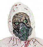 Widmann 00837 - Maske Bio Hazard