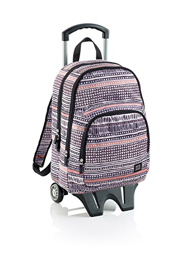 miquelrius-miquelrius-african-tribal-mochila-triple-con-carro-23-l-kinder-rucksack-54-cm-mehrfarbig-