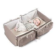 Idea Regalo - Delta Baby 36001006 Borsa Fasciatoio Baby Travel