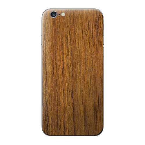 Cruzerlite Wood Skin for the Apple iPhone 6 Plus - Retail Packaging - Walnut (Back Only) Teak