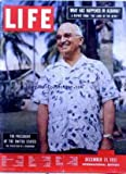 LIFE INTERNATONAL du 31/12/1951 - WHAT HAS HAPPENED IN ALBANIA ? A REPORT FROM - THE LAND OF THE DEVIL - THE PRESIDENT OF THE UNITED STATES - THE EVOLUTION OF A WARDROBE.