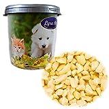 Lyra Pet 10 kg Erdnusskerne Weiss blanchiert gehackt Vogelfutter Nüsse in Tonne