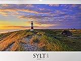 Sylt 2019 - Bildkalender XXL (64 x 48) - Nordsee - Landschaftskalender - Naturkalender