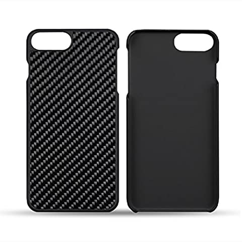 House en 100% Fibre de Carbon + TPU + PC pour iPhone 7 Plus / 7s Plus Carbon Fiber Case for iPhone 7 en Real carbon fiber