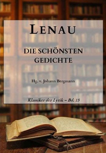 Lenau: Die schönsten Gedichte (Klassiker der Lyrik 15)