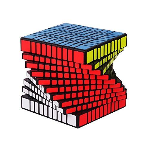 TBGGFSD Concurso De Cubos De Rubik De Diez Órdenes
