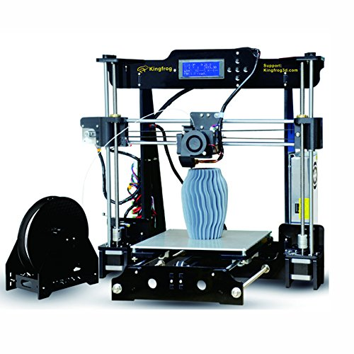 Kingfrog P802M High Precision Prusa i3 Imprimante...