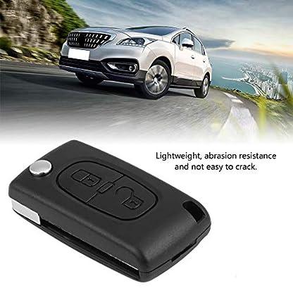 KIMISS-Auto-Remote-Key-Fernbedienungen-434MHz-PCF7941-Chip-Transmitter-keine-Batterie-Jar-Halter