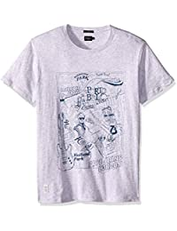 T SHIRT PEPE JEANS MAP - PEPE JEANS | T SHIRT PM503571 - PEPE JEANS | T SHIRT PM503571
