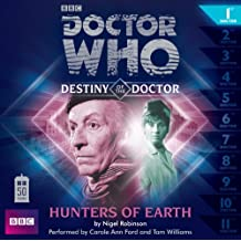 Destiny of the Doctor: Hunters of Earth