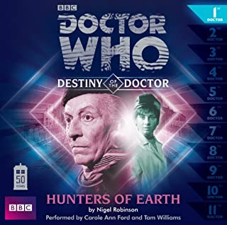 Doctor Who: Hunters from Earth (Destiny of the Doctor 1) (1471311562)   Amazon Products