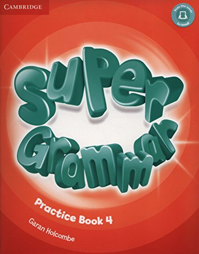 Super Minds Level 4 Super Grammar Book por Herbert Puchta
