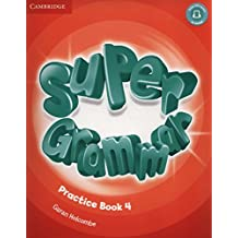 Super Minds Level 4 Super Grammar Book
