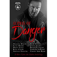 Alphas of Danger (English Edition)