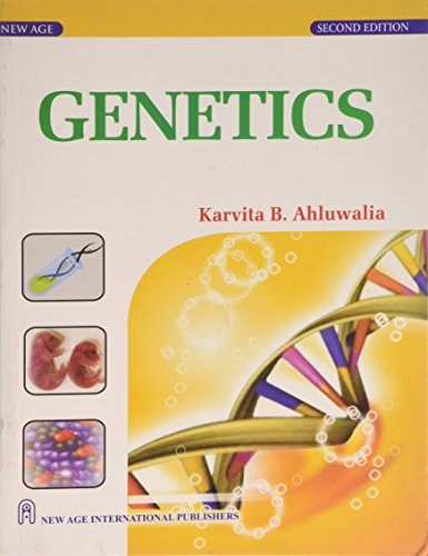 Genetics por Karvita B. Ahluwalia