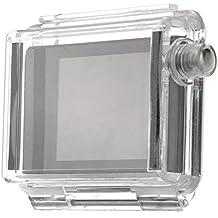 MadridGadgetStore® Tapa Trasera BackDoor LCD (BacPac) Para Go Pro GoPro HD Hero4 Hero3+ HERO 4 3+ Black Silver Carcasa Estandar Envío Gratis