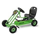 Hauck T90140 Ninja Hero-Go-Kart, TMNT, Teenage Mutant Ninja Turtles, green