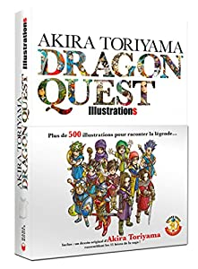 Dragon Quest Illustrations Edition simple Tome 0