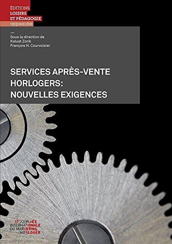 services-aprs-vente-horlogers-nouvelles-exigences