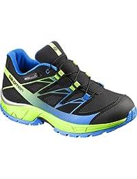 Salomon L39055500, Zapatillas de Trail Running para Niños