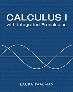 Calculus I With Integrated Precalculus (1429240733) | Amazon price tracker / tracking, Amazon price history charts, Amazon price watches, Amazon price drop alerts