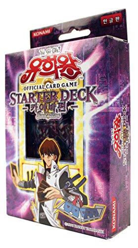 Yu-Gi-Oh! Konami Yugioh Karten TCG OCG 50 Karten Starter Deck: Kaiba Evolution Koreanisch Ver