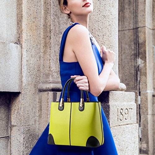 Sacchetti di spalla di cuoio del Faux dei sacchetti di Tote delle borse delle signore delle donne del progettista di lusso di modo Blu Hacer Un Pedido Para Pre Descuento Unisexo Aclaramiento De Italia knN3n